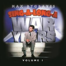 CD MAX BYGRAVES SING-A-LONG-A WAR YEARS VOLUME 1 WHITE CLIFFS OF DOVER ETC