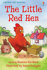 The Little Red Hen: Level 3 by Usborne Publishing Ltd (Hardback, 2006) new book