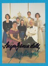 Sonja  Bernadotte & Lennart Bernadotte - seltenes Motiv - # 13616