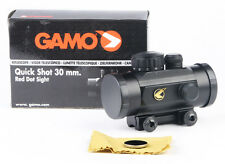 BSA GAMO Quick Shot Red Dot BZ 30mm Rifle Portata, include lens caps & Mount Rail