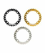 Hope Single DH Downhill 34T Chain Ring Hard Anodized Gold - Brand New