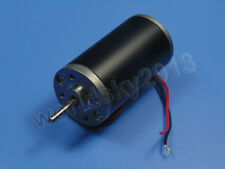 New DC12V 8000RPM Permanent Magnet High Speed DC Carbon Brush Motor for DIY Part