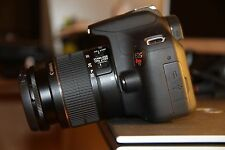 MINT Canon EOS T5 SLR Camera with 18-55mm and 50mm IS II Lens. (3 LENSES)