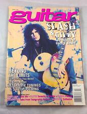 Slash Gilby Guns n Roses April 1995  Candlebox Guitar  Magazine