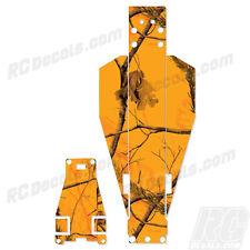 Traxxas Rustler Or Bandit Chassis Protector Realtree Blaze Camo TRA3722