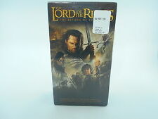 The Lord of the Rings: The Return of the King (VHS Tape, 2-Tape Set N6927 )