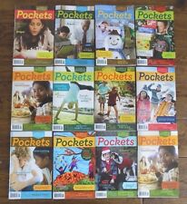 Pockets The Upper Room Christian Childrens Magazines Back Issues Lot 11
