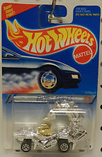 SILVER SERIES RODZILLA 2 CHROME 1994 1995  HW HOT WHEELS