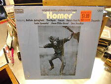 HOMER Soundtrack OST Vinyl LP VG+ 1970 Zeppelin Cream Byrds Promo IN SHRINK