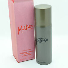 Vintage Montana 125ml parfum D'Homme deodorant, discontinued made in France