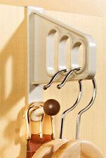 Türhaken Kleiderhaken Haken Türhänger Garderobenhaken 3 Ösen Türgarderobe Tür