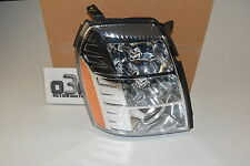 2007-2009 Cadillac Escalade EXT ESV RH Passenger Side Headlamp new OEM 19352128