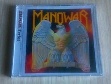 MANOWAR - BATTLE HYMNS - CD SIGILLATO (SEALED)