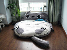 Totoro Design Big sofa 2.9x1.6m Totoro Bed Totoro Double Bed Totoro Sleeping Bag