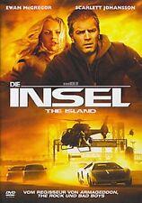 Die Insel ( Action-Sci-Fi )von Michael Bay mit Ewan McGregor, Scarlett Johansson