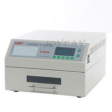 CE T-962A bga Reflow Oven Infrared IC Heater Soldering Machine 1500W 300x320mm