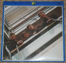 THE BEATLES 1967-1970 VINYL LP Stereo EMI Apple 2 Record Set PCSP 718, 28 tracks