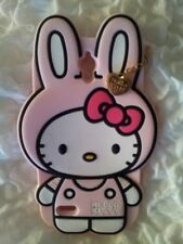 Silicone Cover per cellulari HK RABBIT PINK para HUAWEI ASCEND G610