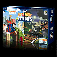 Thomas The Train Tank Engine SDCC DC Super Friends Minis Batman Superman Set New