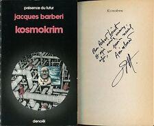 Présence du Futur - Jacques Barbéri - Kosmokrim - EO 1985 - Envoi