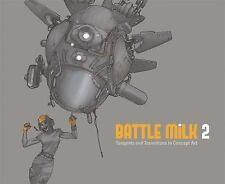 BATTLE MiLK 2: Tangents and Transitions in Concept Art, , Good Book