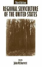 Regional Silviculture of the United States (1994, Hardcover, Revised)