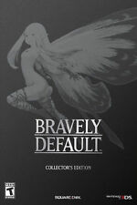Bravely Default -- Collector's Edition (Nintendo 3DS, 2014)
