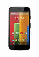 Brand New Verizon Wireless Prepaid Motorola Moto G No-Contract Cell Phone- Black