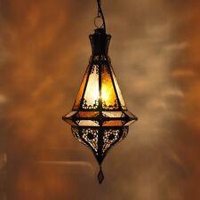 """Orientalische Laterne Marokko Lampe Hängeleuchte Deckenlampe """"Samaka"""" A/W"""