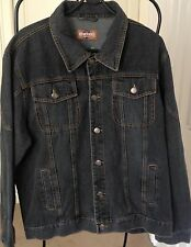 Urban Vintage Men's Western Denim Jacket.Size XL