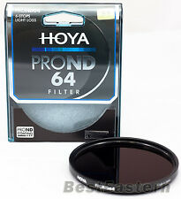 NEW Hoya 58mm PROND64 XPD-58ND64 Neutral Density Filter 58 mm 1.8ND 6-stop