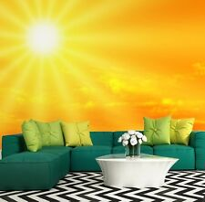 Wall Mural Sunny sky - Photo Wallpaper for bedroom & living room - 2.54 x 1.83 m