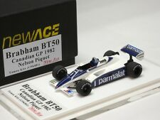 BRABHAM BT50 CANADIAN GP 1982 NELSON PIQUET TAMEO KIT 1/43 CPK001