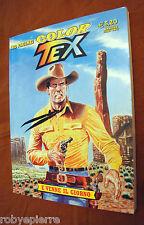Color Tex n 1 a colori E venne il giorno Sergio Bonelli Editore 8-2011 OTTIMO