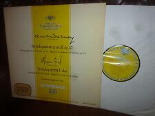 """Debussy Ravel String Quartet, LOEWENGUTH Quartett Paris, DGG 18212, LP, 12"""""""