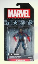 Hasbro Marvel Infinite Series Star-Lord Figure