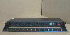 APC AP7921 16A, 208/230V PDU Rack-Mountable Power Distribution Unit 8 x C13