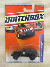 Matchbox Dodge Jungle Crawler Truck SUV Vehicle US Army Olive 1:60-ish Scale
