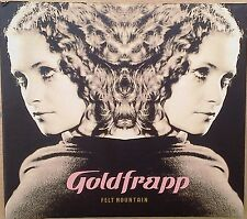 Goldfrapp - Felt Mountain [Digipak] (CD 2000)