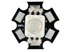 LED DE PUISSANCE - 3 W - RVB RGB MULTICOLORE