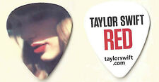 Taylor Swift Red 2013-2014 Tour Guitar Pick