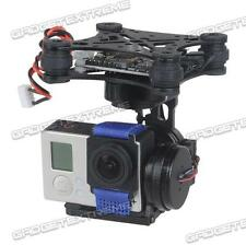 US Local Ship 3-Axis Brushless Gimbal w/ 32bit Storm32 Controller for Gopro 3 4