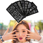 1pc Nail Art Printing Plate Image Stamping Plates DIY Manicure Template Tool Set