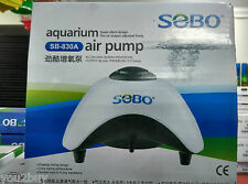 Air Pump I way -Sobo new model - Power 5W - must need a aquarium fish tank