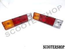 NEW SUZUKI SAMURAI SIERRA SJ413 SJ410 REAR BRAKE LAMP TAIL LIGHT PAIR
