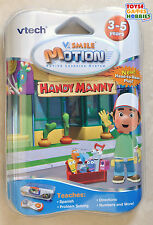 Brand NEW! VTech V.Smile Handy Manny Learning Game Software Cartridge-FREE SHIP!