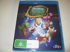 Alice in Wonderland blu-ray - Disney New and Sealed