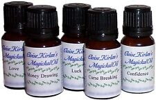 'ABRAMELIN' Hand Blended MAGICKAL OIL Pagan Wiccan