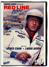 Red Line 7000 DVD - James Caan, Laura Devon, George Takei  Classic NASCAR action