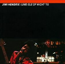 CD: JIMI HENDRIX Live Isle Of Wight '70